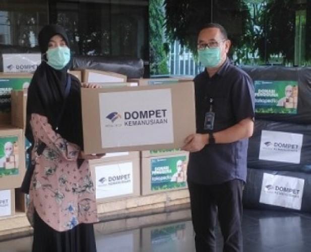 Dompet Kemanusiaan Media Group Salurkan Bantuan Rp20,234 Miliar