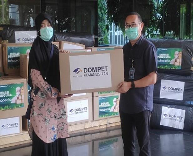Dompet Kemanusiaan Media Group Sudah Menyalurkan Donasi Rp22,8 Miliar
