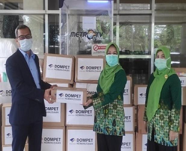 Dompet Kemanusiaan Media Group Sudah Salurkan Rp22,5 Miliar