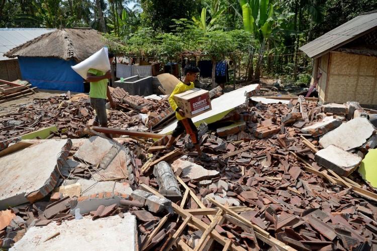 Donasi Lewat Yayasan Media Grup Untuk Gempa Palu Capai Rp50,3 Miliar