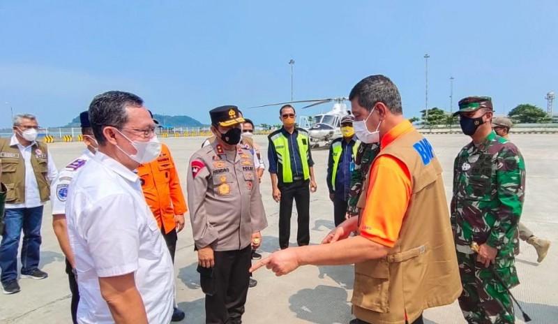 Doni Monardo: Lampung Jadi Pos Penyekatan Penting Selama Arus Balik