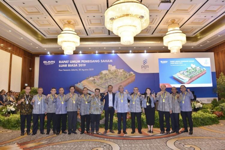 Dorong Sentra Ekonomi Baru, PGN Perluas Infrastruktur Gas Bumi di Sejumlah Daerah