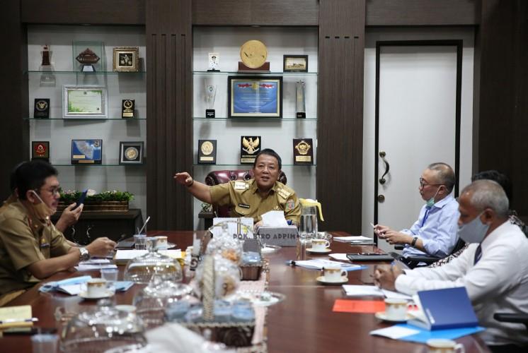 Dorong Tumbuhnya Investasi Lampung di Ajang Indonesia Investment Day