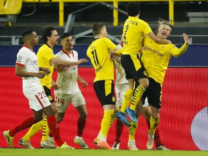 Dortmund ke Perempat Final Liga Champions