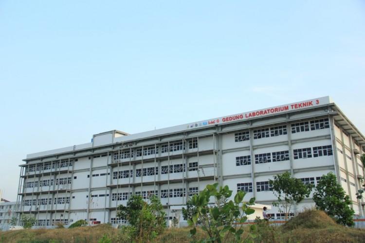 Dosen Itera Terkonfirmasi Covid Isolasi di RS Bandar Negara Husada