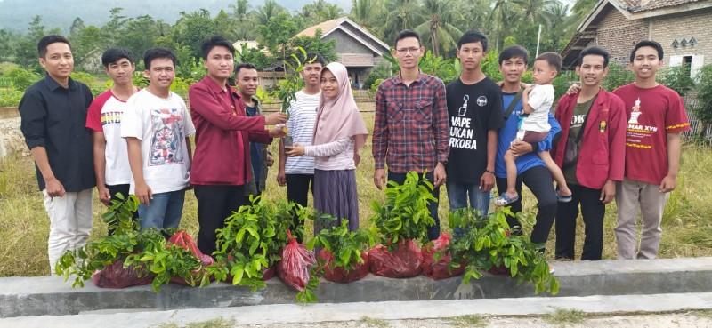 DPD IMM Lampung Distribusikan 8000 Pohon