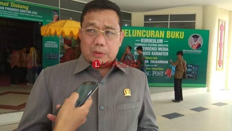 DPD PDIP Lampung Bahas Pengunduran Diri Dedi Afrizal saat Rakor