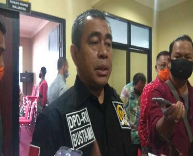 DPD Perjuangkan Pengembalian Kewenangan Kabupaten/Kota yang Diambil Alih Provinsi