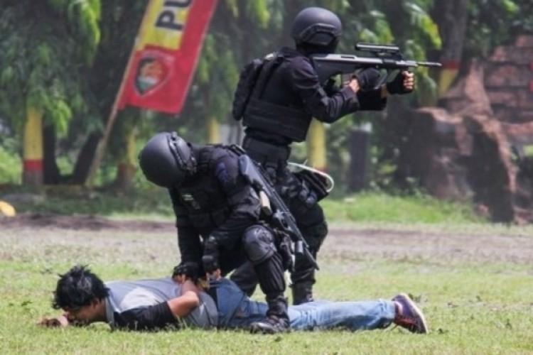 DPO Teroris Bom Bali Ditangkap di Lampung Timur