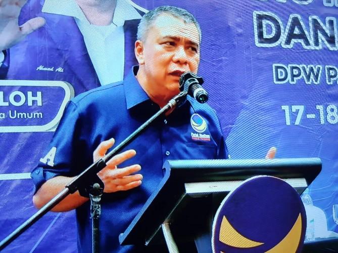 DPP Instruksikan Kantor Partai NasDem Jadi Tempat Pelayanan Publik