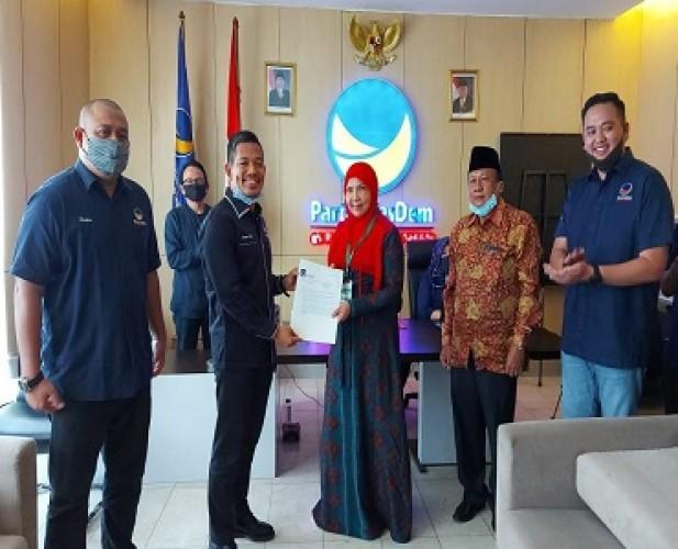 DPP Partai NasDem Restui Eva Dwiana Maju di Bandar Lampung