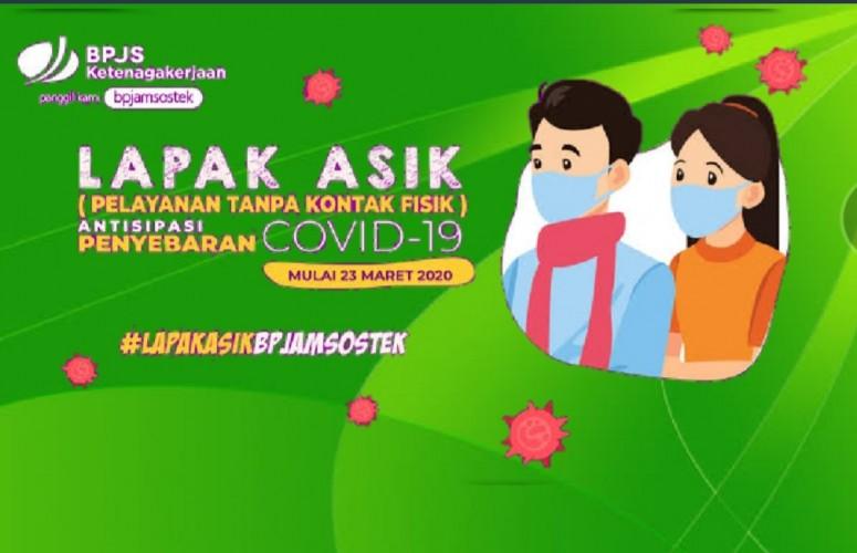 DPR dan DJSN Apresiasi Lapak Asik Sebagai <i>One to Many</i> BPJamsostek
