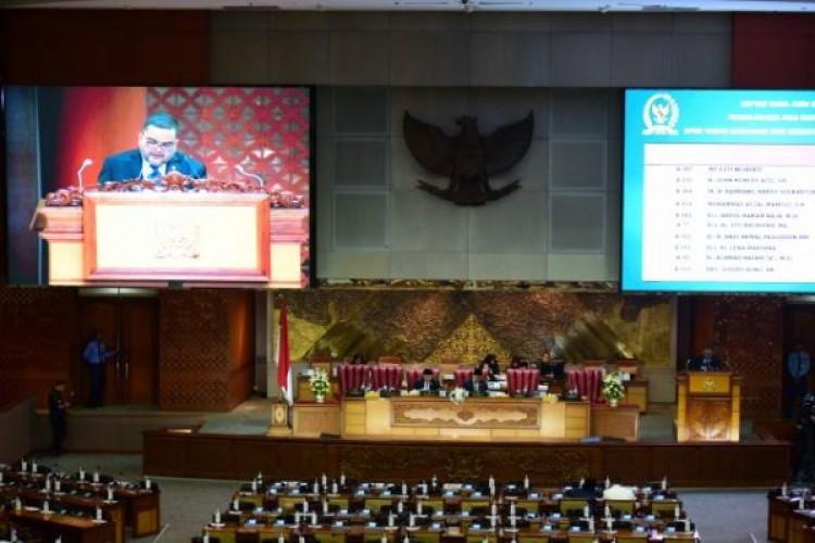DPR RI : Indonesia Harus Jadi Negara Berdaulat