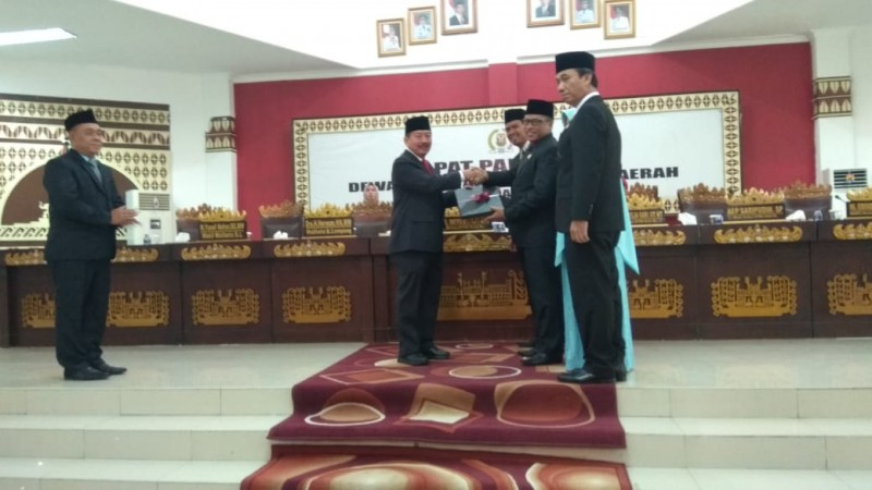 DPRD akan Kaji Lagi Usulan KUA-PPAS Pemkot Bandar Lampung