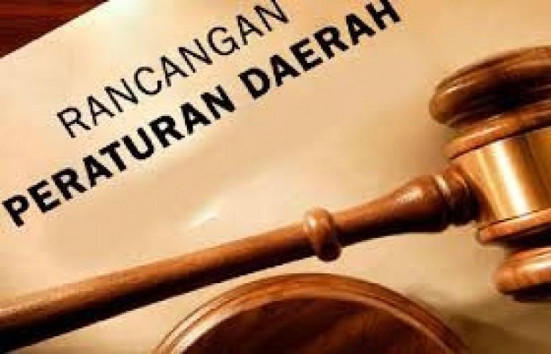 DPRD Bandar Lampung Baru Sahkan Lima Raperda