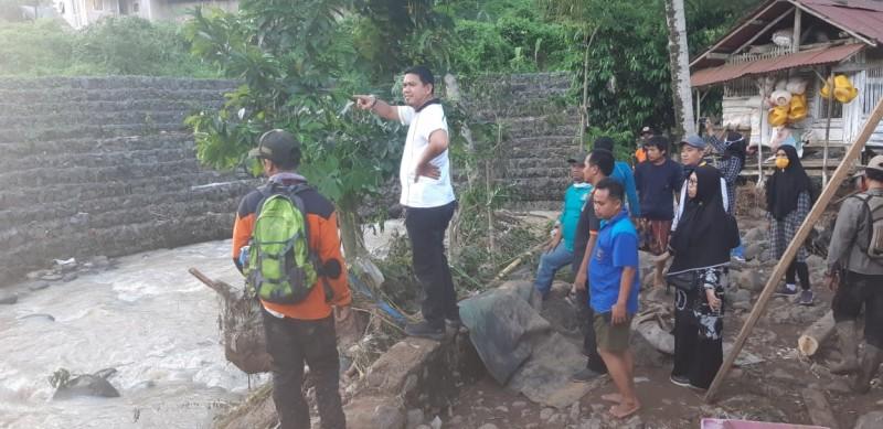 DPRD Dorong Pemkot Segera Perbaiki Jembatan dan Talud