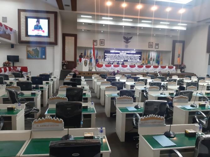 DPRD Keluarkan 9 Rekomendasi Percepatan Penanggulangan Covid-19 di Lampung