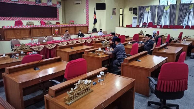 DPRD Lambar Bantah Terima Jatah Realokasi Anggaran Covid-19