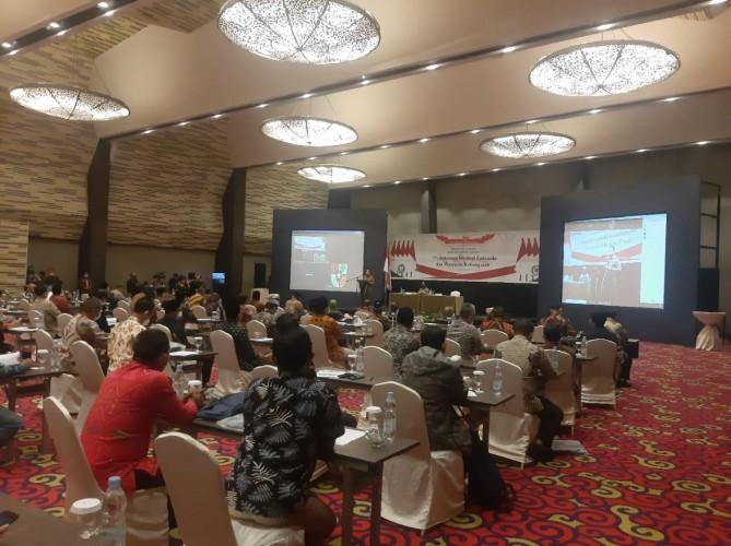 DPRD Lampung Gelar Bimbingan Teknis Ideologi Pancasila