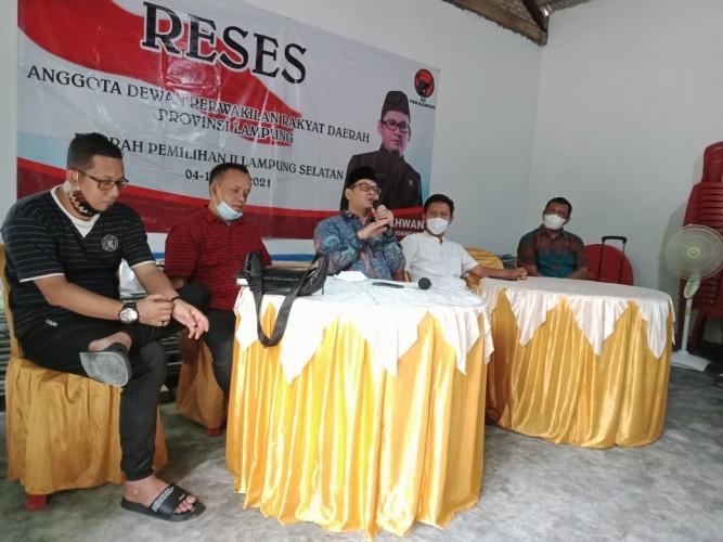 DPRD Lamsel Angkat Bicara soal Harga GKP Tidak Stabil