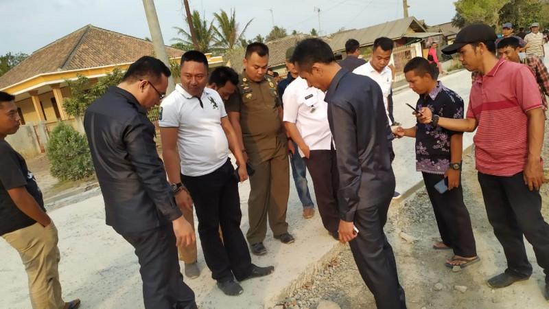 DPRD Lamsel Mediasi soal Jalan Penghubung di Katibung