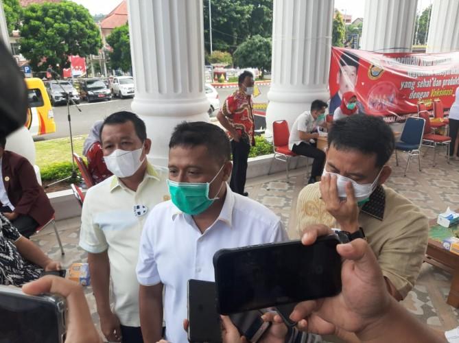 DPRD Minta Pemerintah Percepat Vaksinasi Masyarakat Bandar Lampung