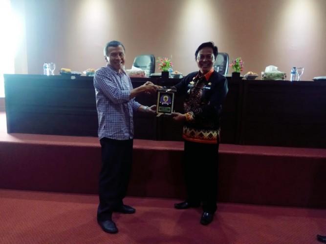 DPRD Pati Gelar Kunjungan Kerja ke Pemkab Lamsel