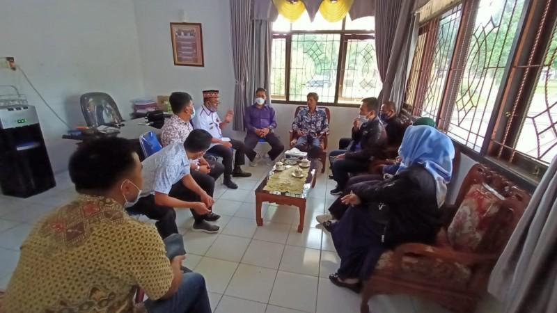 DPRD Pringsewu Kunjungi Lambar Pelajari Mitigasi Bencana