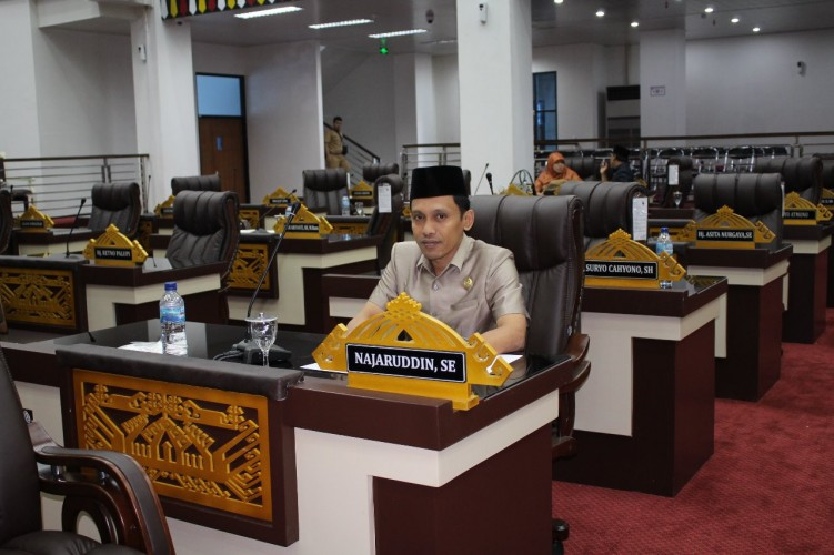 DPRD Pringsewu Perjuangkan Pokir