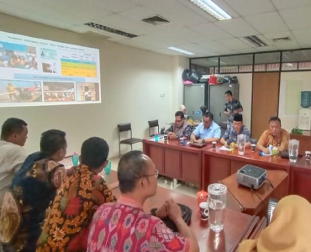 DPRD Tanggamus Kunker Belajar soal Kelautan ke Jakarta
