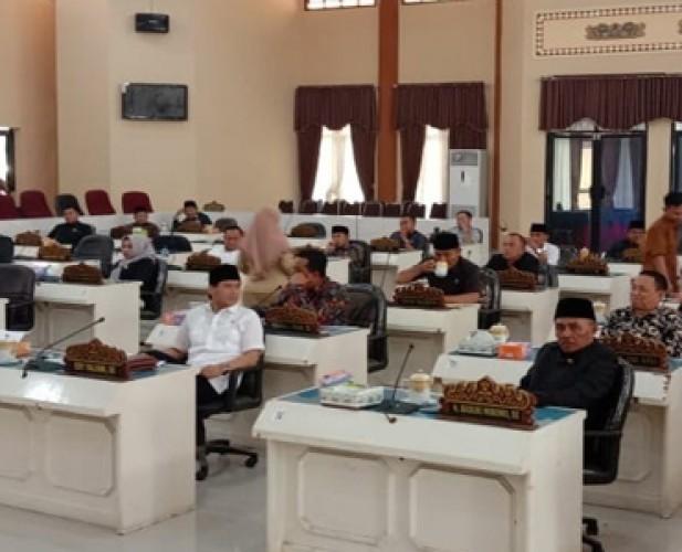 DPRD Tanggamus Prioritaskan Pembahasan APBD 2020