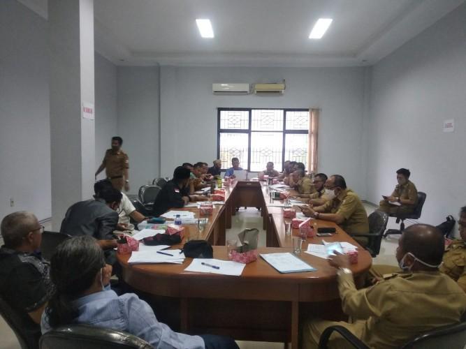 DPRD Tubaba Gelar Hearing dengan Pemkab Soal Dana Covid-19