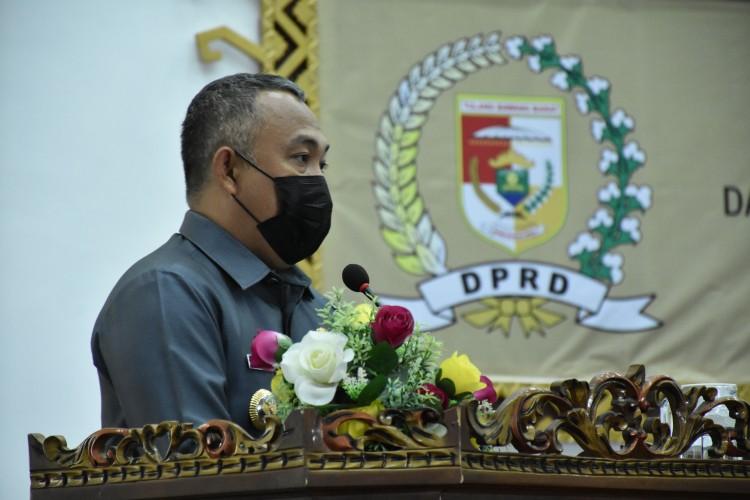 DPRD Tubaba Setujui APBD-P 2021 Senilai Rp920,1 Miliar