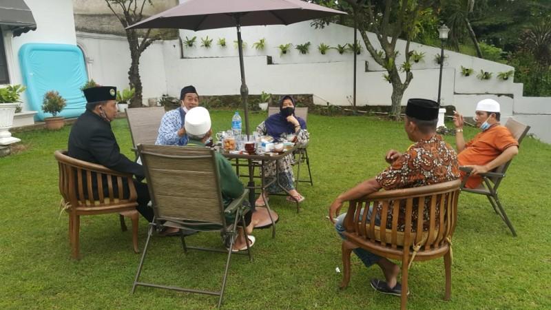 DPW Barikade Gus Dur Lampung Bentuk Unit Usaha Koperasi dan Gus Dur Store