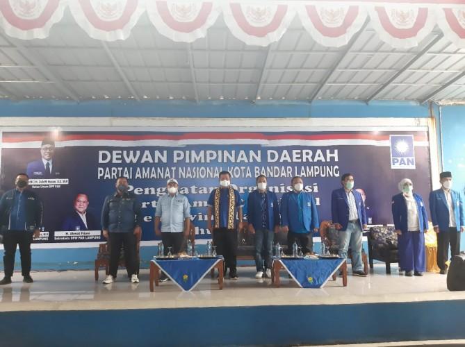 DPW Beri Kriteria Calon Ketua DPD PAN Bandar Lampung