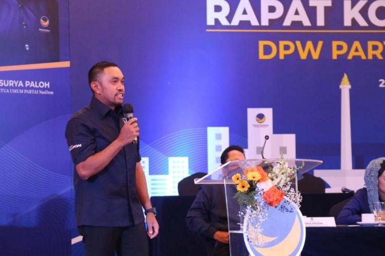 DPW NasDem Diminta Rekrut Kader Sesuai Ideologi Partai