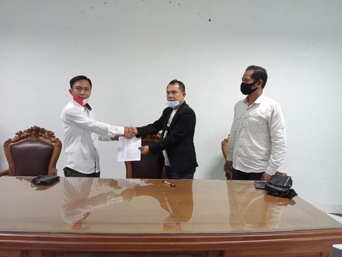 DPW Petanesia Berikan Mandat kepada Zuli Ardiansyah
