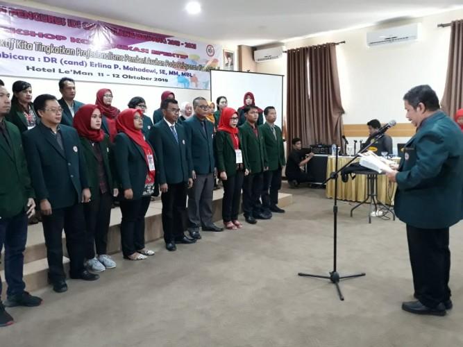 dr Sabasdin Harahap Pimpin IDI Tulangbawang Tiga Tahun Kedepan