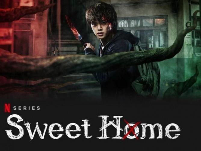 Drakor Sweet Home Pecahkan Rekor