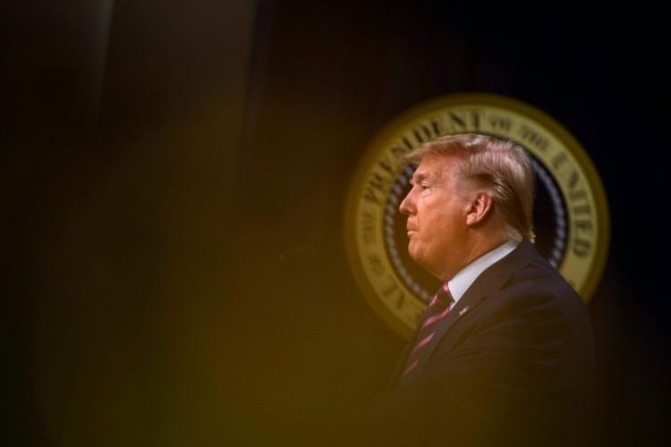 Drama Pemakzulan Donald Trump