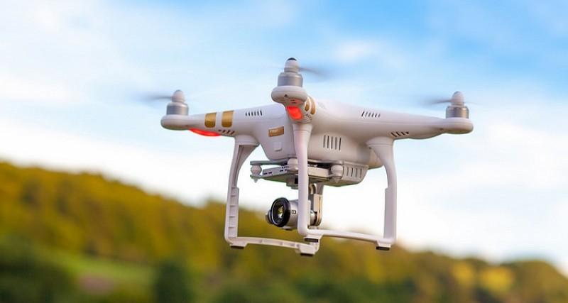 Drone Ganggu Bandara