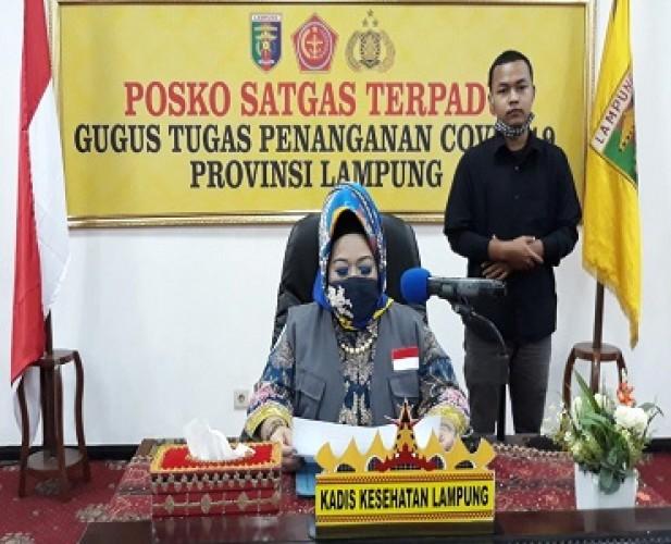Dua Anak Covid-19 di Bandar Lampung Tertular dari Ibu