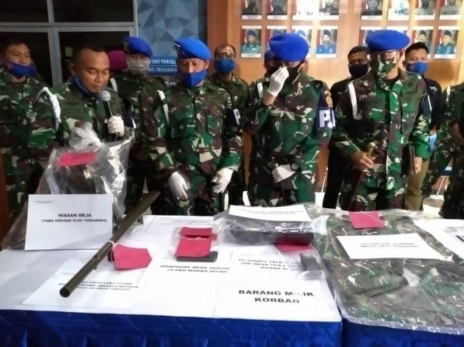 Dua Anggota TNI AD  Jadi Tersangka Baru Kasus Pembunuhan Babinsa