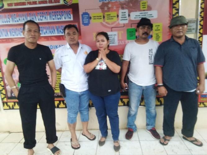 Dua Bandar Togel di Abung Selatan Diciduk Polisi