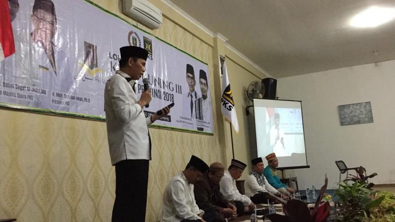 Dua Doktor Jadi Juri Lomba Baca Kitab Kuning PKS Lampung