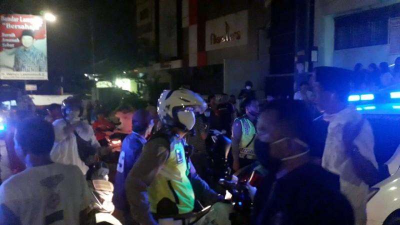 Dua Jambret Ditangkap Warga setelah Korban Berteriak