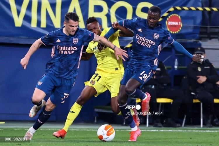 Dua Kartu Merah Warnai Kemenangan Villarreal Atas Arsenal