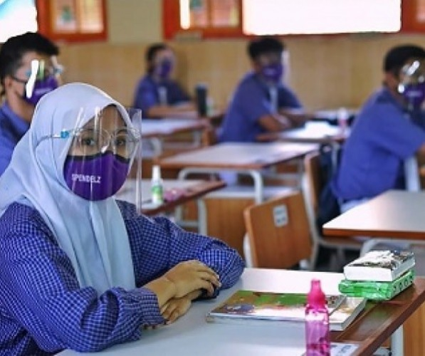PTM Dua Kecamatan di Tulangbawang Ditunda