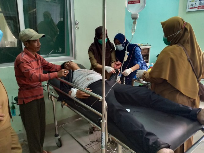 Dua Kelompok Warga Bentrok di Lahan Sawit, Satu Tewas