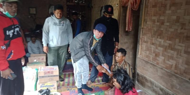 Dua Korban Serangan Gajah Terima Bantuan